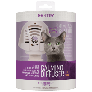 calming diffuser for cats